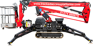 Spider Access Platform Hire