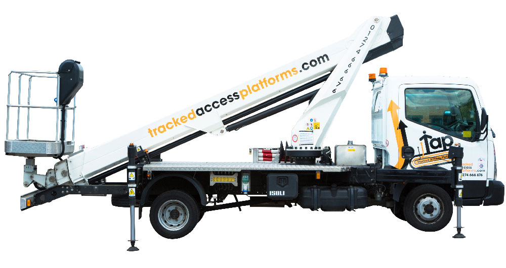 Picture of a cherry picker