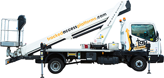 Truck Mounted Cherry Picker Hire